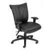 <strong>Mid-Back LeatherPlus Office Chair</strong> by Boss Office Products