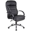 <strong>Boss Office Products</strong> Deluxe High-Back Executive Chair