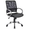 <strong>Mid-Back Mesh Task Chair</strong> by Boss Office Products