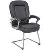 <strong>Guest Chair with Padded Armrests</strong> by Boss Office Products