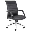<strong>High-Back Executive Chair with Arms</strong> by Boss Office Products