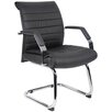 <strong>Guest Chair with Ribbed Back</strong> by Boss Office Products