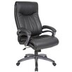 <strong>Double Layer High-Back Executive Chair</strong> by Boss Office Products
