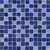 Surfaces Elida Glass Glossy Mosaic in Sea Oil