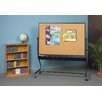 Best-Rite® Euro Reversible Bulletin Board