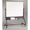 Best-Rite® Euro Reversible Projection Plus 4' H x 6' L Whiteboard