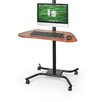 <strong>Wow Flexi-Desk Mobile Workstation</strong> by Best-Rite®