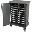 <strong>16-Compartment Economy Tablet Charging Cart</strong> by Best-Rite®