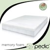 "<strong>BioPEDIC</strong> Extreme Luxury 10"" Memory Foam Mattress"