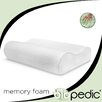 BioPEDIC Extreme Luxury Contour Memory Foam Bed Pillow