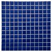 "<strong>Pool 1"" x 1"" Porcelain Mosaic in Pacific</strong> by EliteTile"