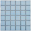 "<strong>Pool 2"" x 2"" Porcelain Mosaic in Caribbean</strong> by EliteTile"