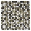 "<strong>EliteTile</strong> Grizelda Mini 5/8"" x 5/8"" Natural Stone Mosaic in Sand"