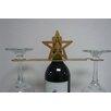 <strong>Metrotex Designs</strong> Laser Cut Star 2-Stem Bottle Topper