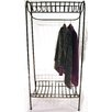 Metrotex Designs Metro Storage Clothes Rack