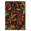 Company C Autumn Multi Color Botanical Rug