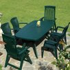 <strong>Toscana 7 Piece Rectangular Dining Set</strong> by Nardi