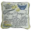 <strong>American Mills</strong> Lemon Meringue Pillow (Set of 2)