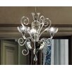 Leucos Bolero 9 Light Chandelier