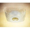 Leucos Butterfly Ceiling Light in Crystal Golden Leaf by Marina Toscano