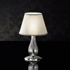 "Leucos Cheope 16.5"" H Table Lamp with Empire Shade"