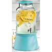 Home Essentials and Beyond He 1.5 Gal Dispenser with Galvanized Base