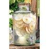Home Essentials and Beyond 2 Gal Nantucket Jar Dispenser