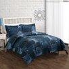 Bed Ink Jean Patch Comforter Set