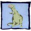 My World Dino Dave Pillow