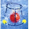 Swimline Slam Dunk Floating Basketball Game