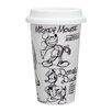 <strong>Zrike</strong> Disney Sketchbook 11 oz. Mickey Double Wall Travel Mug