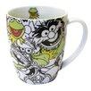 Zrike Disney 14 oz. All Over Kermit Mug (Set of 4)