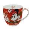 Zrike Disney 15 oz. Minnie Season of Wonder Mug (Set of 4)