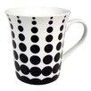 Zrike 14 oz. Dots Mug (Set of 4)