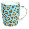 Zrike 16 oz. Leopard Mug (Set of 4)
