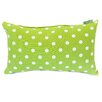 Majestic Home Products Small Polka Dot Pillow