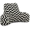 Majestic Home Products Chevron Reading Pillow