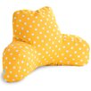 Majestic Home Products Ikat Dot Reading Pillow