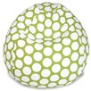 Majestic Home Products Polka Dot Bean Bag Chair I