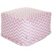Majestic Home Products Chevron Large Ottoman