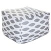 Majestic Home Products Alli Large Ottoman