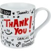 Konitz 12 oz. Thank You Mug (Set of 4)