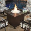 OW Lee Casual Fireside Santorini Chat Height Fire Pit