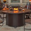 OW Lee Casual Fireside Santorini Dining Height Fire Pit