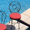 OW Lee Bistro Cirque Dining Side Chair with Cushion