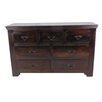 MOTI Furniture Mirage 7 Drawer Dresser