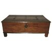 MOTI Furniture Beech Box Trunk Coffee Table