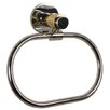 Allied Brass Tribecca Wall Mounted Towel Ring