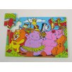 <strong>Jungle and Park Foam Jigsaw Puzzle Set</strong> by edushape