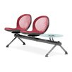 <strong>Net Series Seating Bench with Table</strong> by OFM